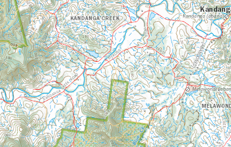 Maps for Hiking, Trails, Hunting, Camping, 4x4, Cycling