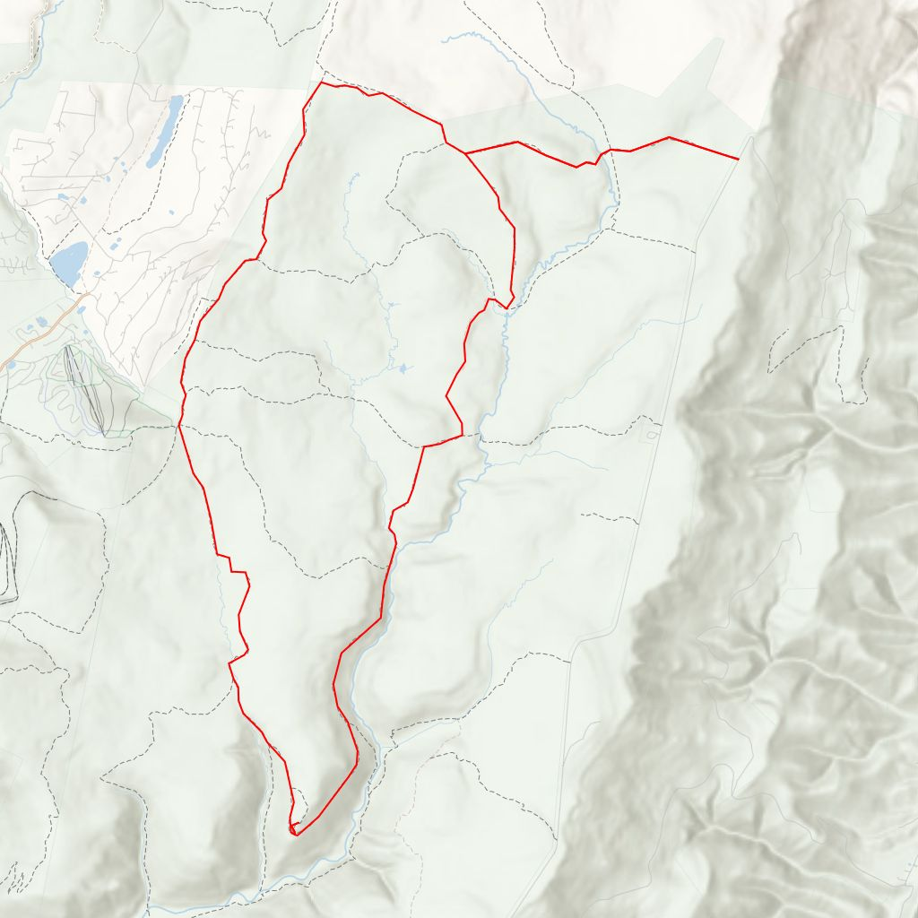 Dolly Sods/Lions Head | Gaia GPS